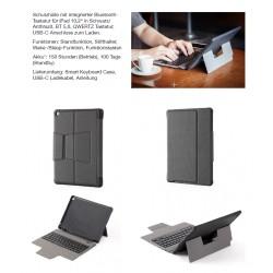 Tastatur-Hülle - iPad (10,2...